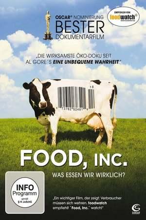Poster: Food, Inc. - Was essen wir wirklich?