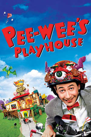 Poster: Pee-wee's Playhouse