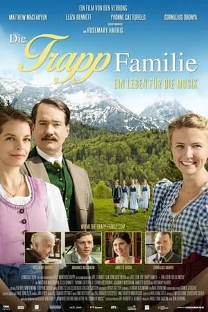 Poster: Die Trapp Familie - Ein Leben für die Musik