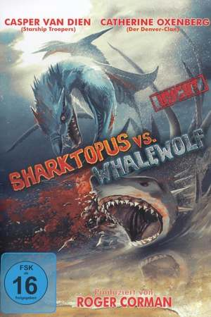Poster: Sharktopus vs. Whalewolf