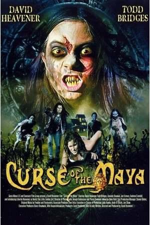 Poster: Curse of the Maya