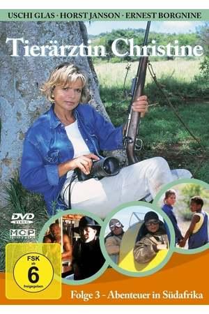 Poster: Tierärztin Christine III: Abenteuer in Südafrika