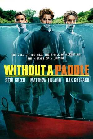 Poster: Trouble ohne Paddel