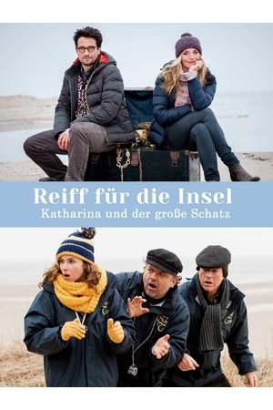 Poster: Reiff für die Insel - Katharina und der große Schatz