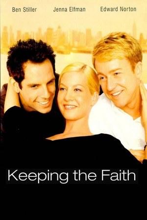 Poster: Glauben ist alles!