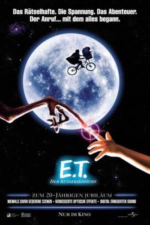 Poster: E.T. - Der Ausserirdische