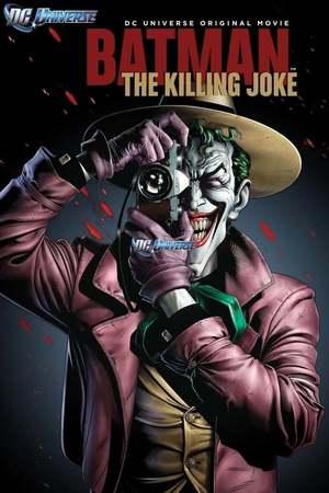 Poster: Batman: The Killing Joke