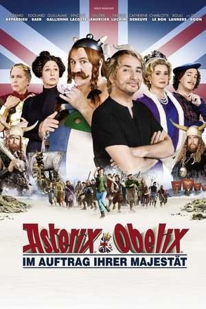 Poster: Asterix & Obelix - Im Auftrag Ihrer Majestät