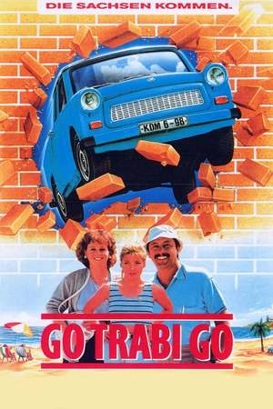 Poster: Go Trabi Go