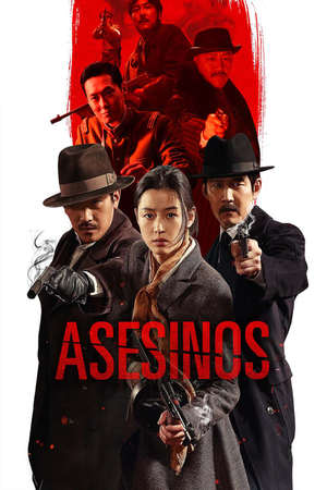 Poster: Assassination