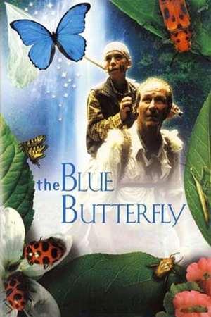 Poster: Das Geheimnis des blauen Schmetterlings