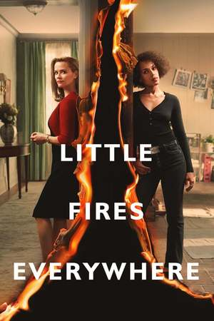 Poster: Little Fires Everywhere