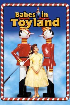 Poster: Aufruhr im Spielzeugland
