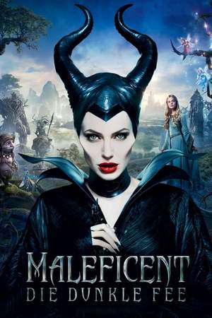 Poster: Maleficent - Die dunkle Fee