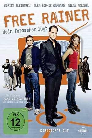 Poster: Free Rainer - Dein Fernseher lügt