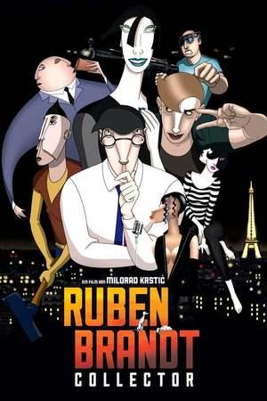 Poster: Ruben Brandt Collector