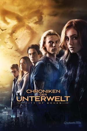 Poster: Chroniken der Unterwelt - City of Bones