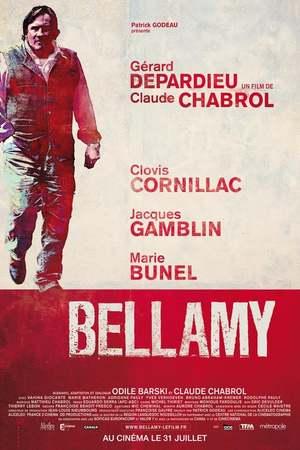 Poster: Kommissar Bellamy - Mord als Souvenir