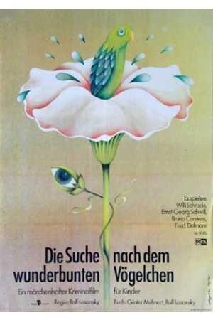 Poster: Die Suche nach dem wunderbunten Vögelchen