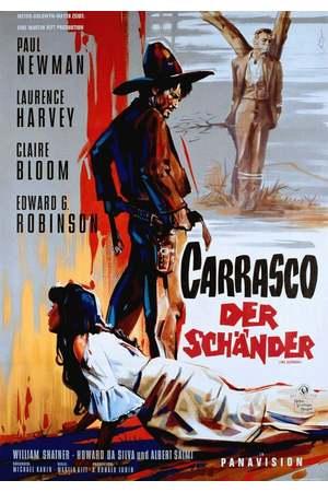 Poster: Carrasco, der Schänder