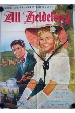 Poster: Alt Heidelberg