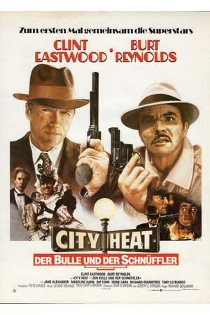 Poster: City Heat - Der Bulle und der Schnüffler