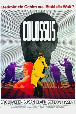 Poster: Colossus: The Forbin Project