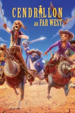 Poster: Cinderella - Abenteuer im Wilden Westen