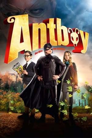 Poster: Antboy - Der Biss der Ameise