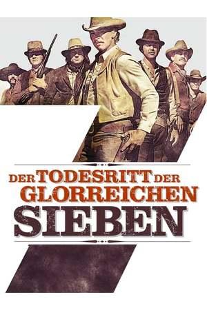 Poster: Der Todesritt der glorreichen Sieben