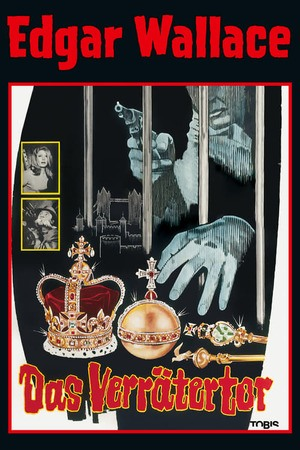 Poster: Edgar Wallace - Das Verrätertor