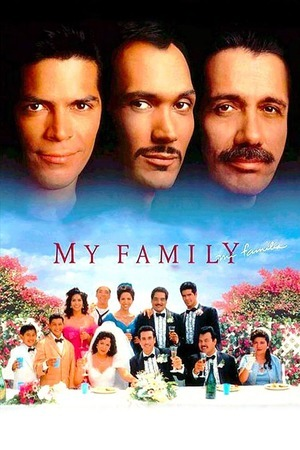 Poster: Meine Familie