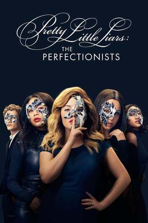 Poster: Pretty Little Liars: The Perfectionists