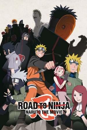 Poster: Road to Ninja: Naruto the Movie