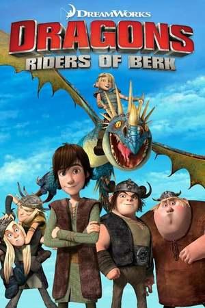 Poster: Die Drachenreiter von Berk