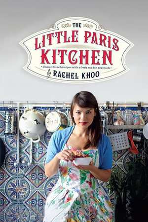 Poster: The Little Paris Kitchen: Cooking with Rachel Khoo