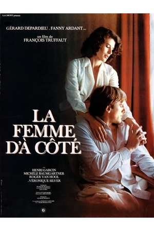 Poster: Die Frau nebenan