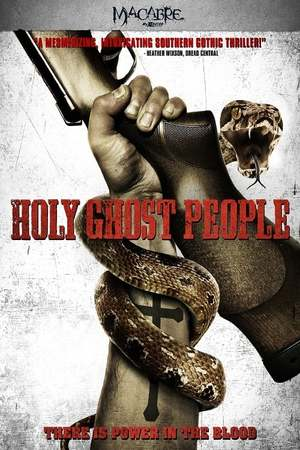 Poster: Holy Ghost People