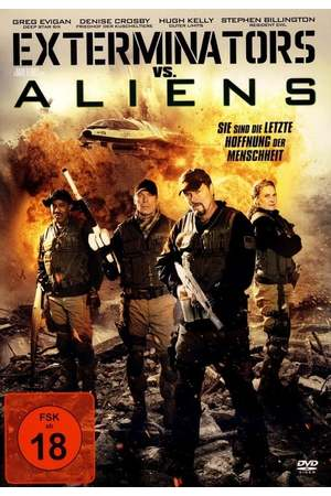 Poster: Exterminators vs. Aliens