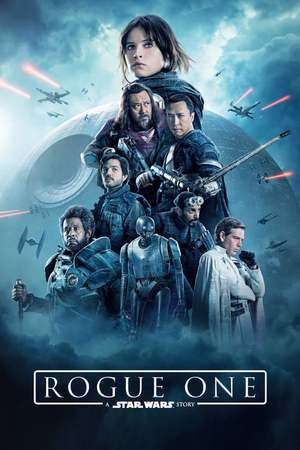Poster: Rogue One: A Star Wars Story