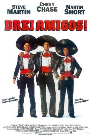Poster: Drei Amigos!