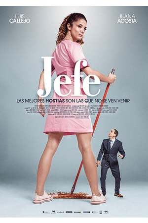 Poster: Jefe - Der Chef