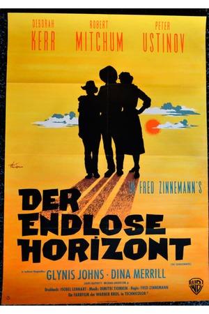 Poster: Der endlose Horizont