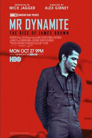 Poster: Mr. Dynamite - The Rise of James Brown