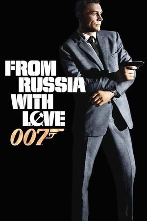 Poster: James Bond 007 - Liebesgrüße aus Moskau