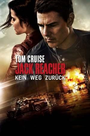 Poster: Jack Reacher - Kein Weg zurück