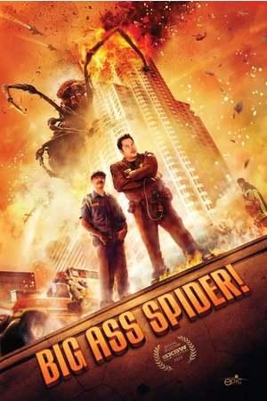 Poster: Big Ass Spider!