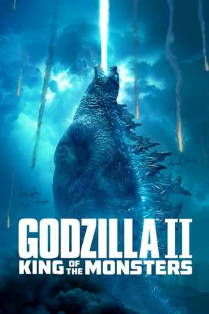 Poster: Godzilla II: King of the Monsters