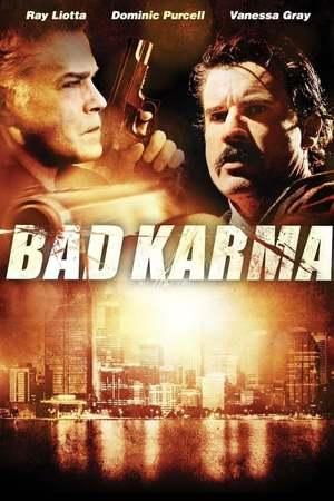 Poster: Bad Karma - Keine Schuld bleibt ungesühnt