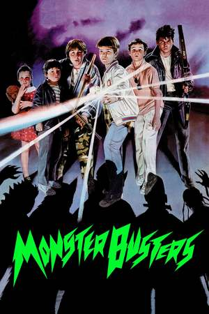 Poster: Monster Busters